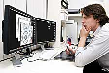 Technical Department with expertise in design, prototyping and engineering of products and processes